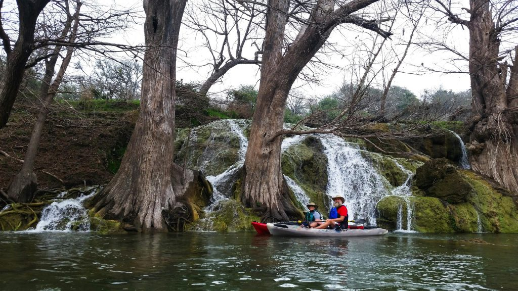 TG's run the upper Guadalupe River  – TG Canoes & Kayaks
