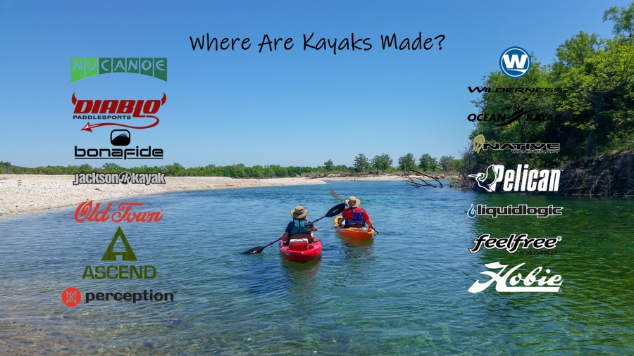 where are kayaks made00086418